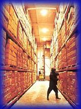 Camaras de almacenamiento de producto congelado