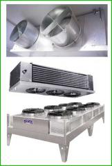 Unidades Condensadoras, Evaporadores,