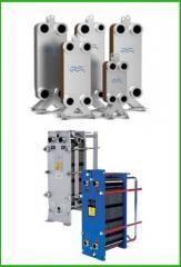 Intercambiadores de calor de placa Flat Plate
