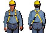 Arnés Workman para protección en altura