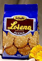 Galletas Lorena (Avena)