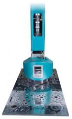 Máquinas de corte con agua Flow