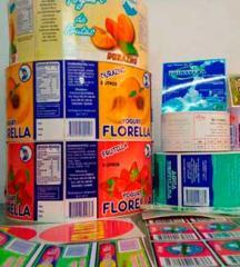 Etiquetas Adhesivas Full Color