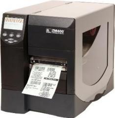 Impresoras de etiquetas Zebra, Serie Z