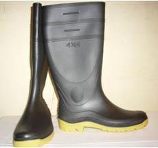 Botas de caucho sin punta de acero