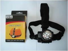 Linterna para casco LED