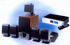 Audio Sistema de Multimedia Personal