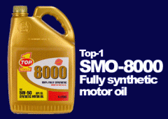 Aceites Sintéticos de Motor a Diesel y Gasolina