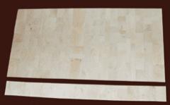 Paneles de fibra