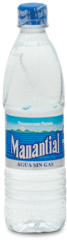 Agua mineral Manantial