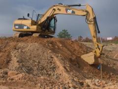 Excavadoras hidráulicas pequeñas