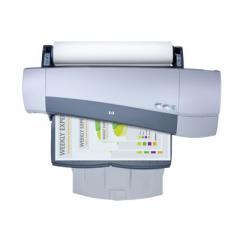 Plotter HP DesignJet 110plus Multi-Format Printer