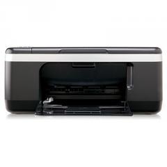 HP DeskJet F4180 Todo en uno - Impresora, escáner