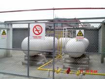Instalaciones Centralizadas para Gas (Comerciales,