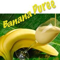 Puré de Banano Aséptico