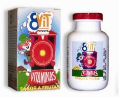 Multivitamínico pediátrico 8-VIT®