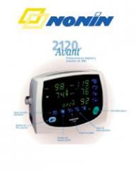Pulsoxímetro digital y monitor de presión
