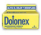 Dolonex Naproxeno Sódico x