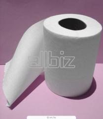 Linea de papel higienico humedo