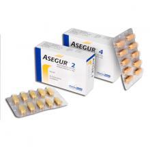 Metformina y rosiglitazona Asegur®
