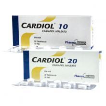 Cardiol® Tabletas Inhibidor de la enzima