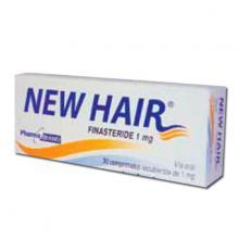 Estimulantes del Crecimieto del Cabello New Hair®