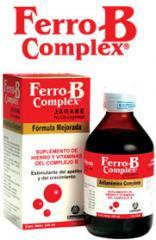 Ferro B Complex Multivitamínico