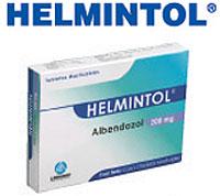Antiparasitario Helmintol