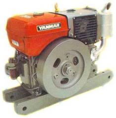 Motores a diesel enfriados por agua