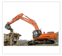 Doosan Excavadora S340LC-V