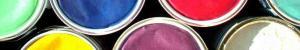 Materias primas para fabricacion de pinturas