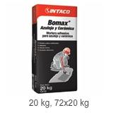 Bomax® Azulejo y Cerámica   Mortero adhesivo para azulejo y cerámica