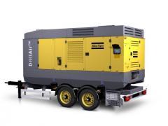 DrillAir™ Compresores de tornillo rotativo