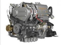 Motores marinos de paseo y trabajo liviano