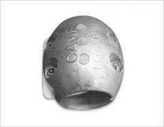 X10 Anodo de zinc para eje
