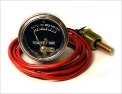 Indicadores de Motor - Mecanicos con Alarma  20T
