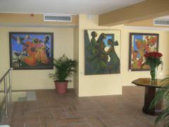 Pinturas Látex para interiores y exteriores