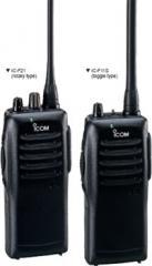 Radios Terrestres Icom IC-F11 VHF / IC-F 21 UHF