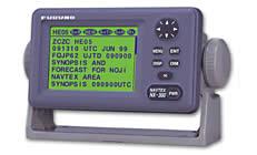 Equipos de Navegación Furuno Navtex NX-300