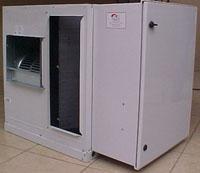 Equipo Acondicionador de Aire y Deshumidificador.