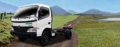 Camion Liviano Hino Serie 300 Modelo 616 (Dutro