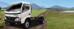 Camión Liviano  Hino Serie 300 Modelo 716 (Dutro