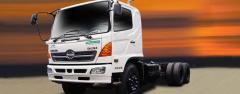 Camión Hino Serie 500 Modelo 2626 (FM1JRU)