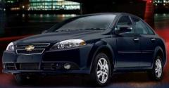 Automóvil Chevrolet Optra Advance
