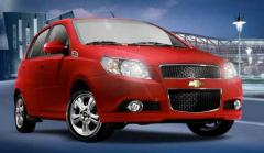 Avtomóvil Chevrolet Aveo Emotion GT