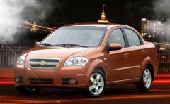 Avtomóbil Chevrolet Aveo Emotion