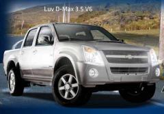 Camioneta Chevrolet Luv D-Max V6