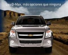 Camioneta Chevrolet Luv D-Max Diesel