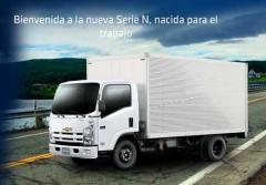 Camiones Serie N Chevrolet