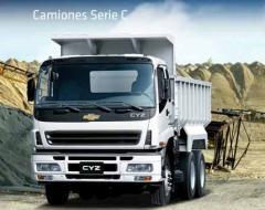Camiones Serie C